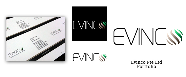 Evinco Logo [Portfolio] by ForestFly Pictures