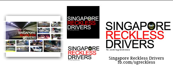 Singapore Reckless Drivers Logo by ForestFly Pictures