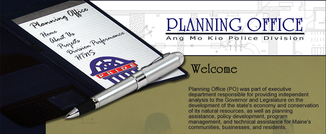 Planning Office Webdesign