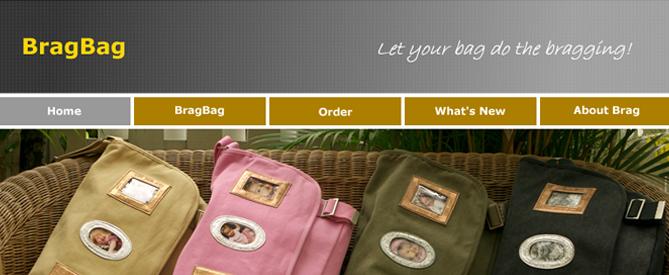 Bragbag Webdesign