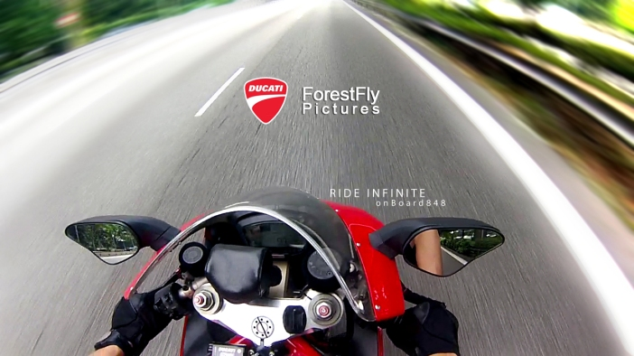 Gopro Ride Infinite By ForestFly Pictures