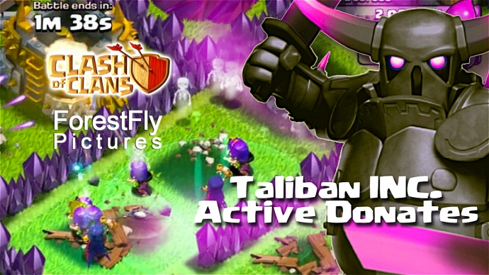 Clash Of Clans Taliban INC. Trailer
