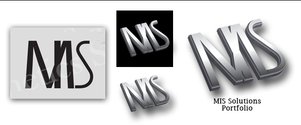 MIS Solutions Logo [Portfolio] by ForestFly Pictures