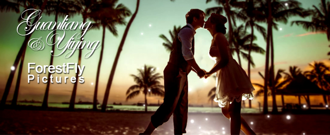 Guanliang & Yiying Wedding Montage At Raffles Marina, Singapore