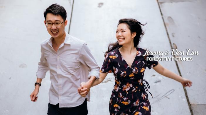 Jeremy & Dan Lim Childhood/Wedding Montage
